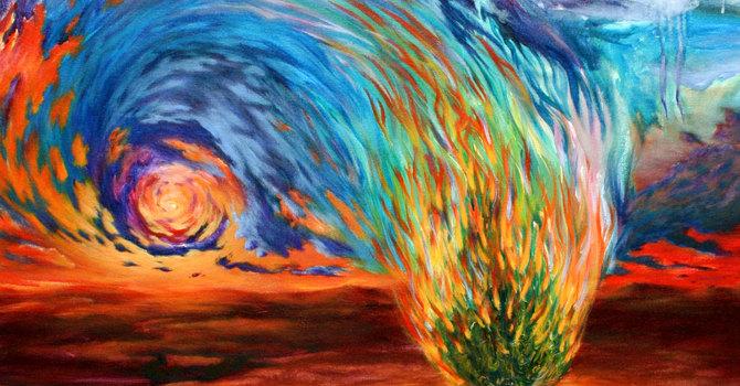 Exodus 3: 1-15 image