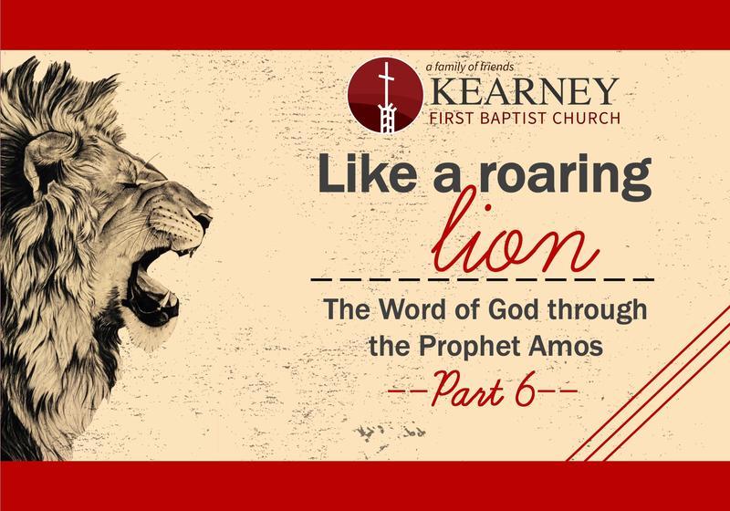 Part 6 - Like a Roaring Lion