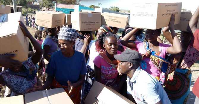Soup Mix to Mozambique image