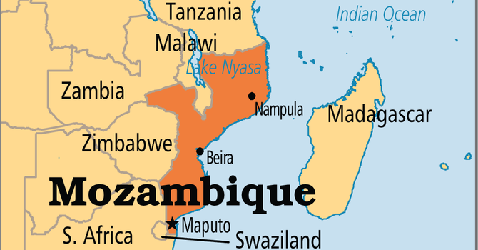 Soup Mix to Mozambique image