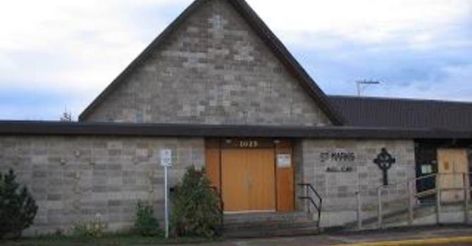 St. Mark's (Dawson Creek)