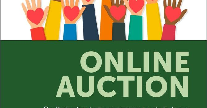 Online Auction! image