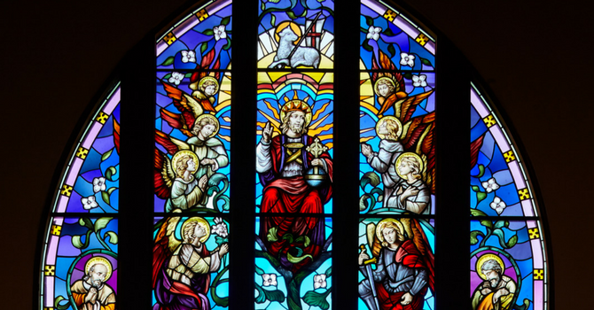 Reign of Christ, 26th November, 2017 image