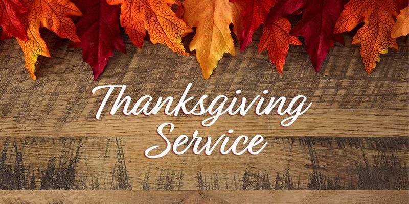 Thanksgiving Monday Homilies