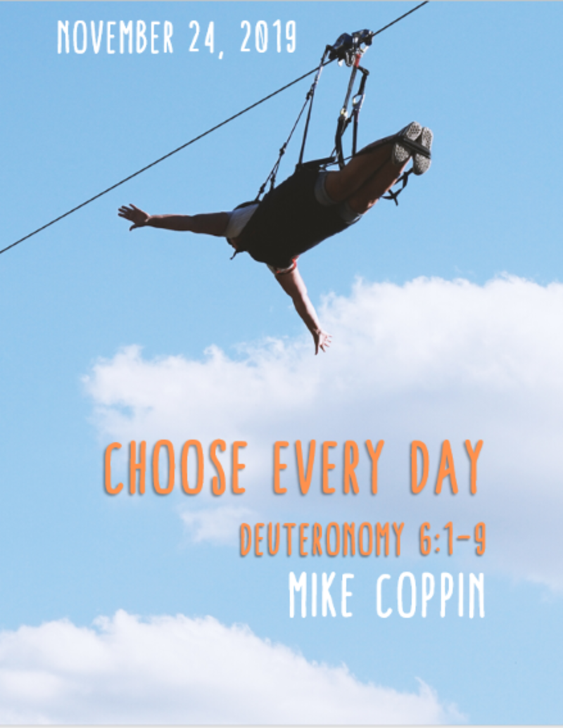 Choose Every Day