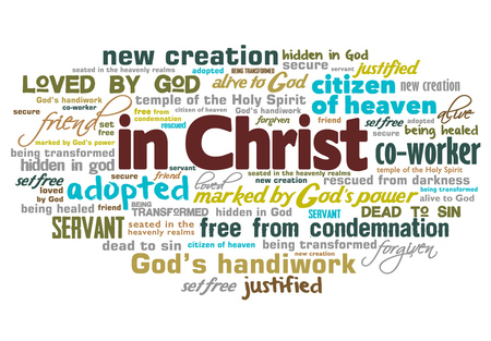 In Christ: discovering our true identity