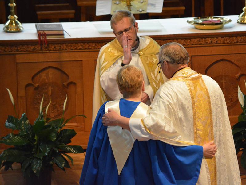 The Retirement of the Reverend John Sovereign