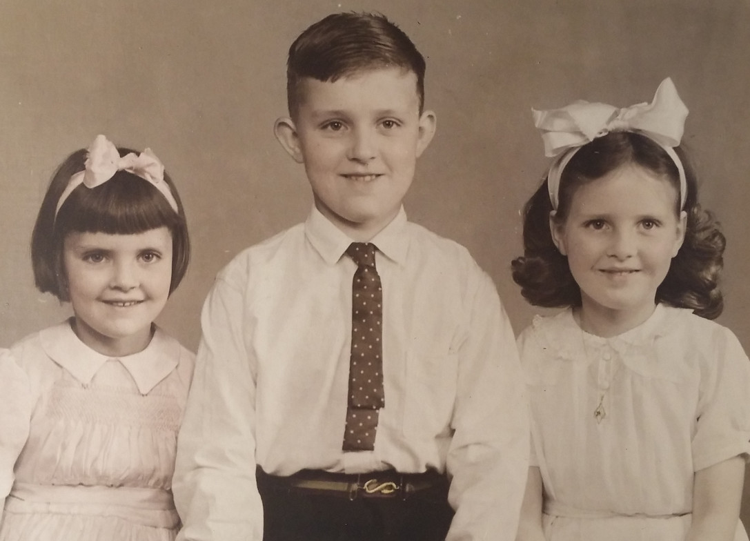Pat and siblings