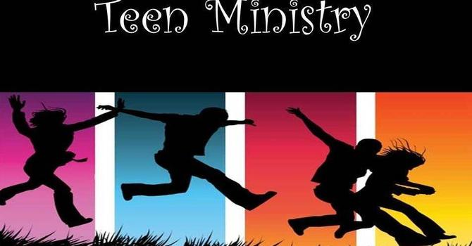 Teen Ministry: Upcoming Schedule  image