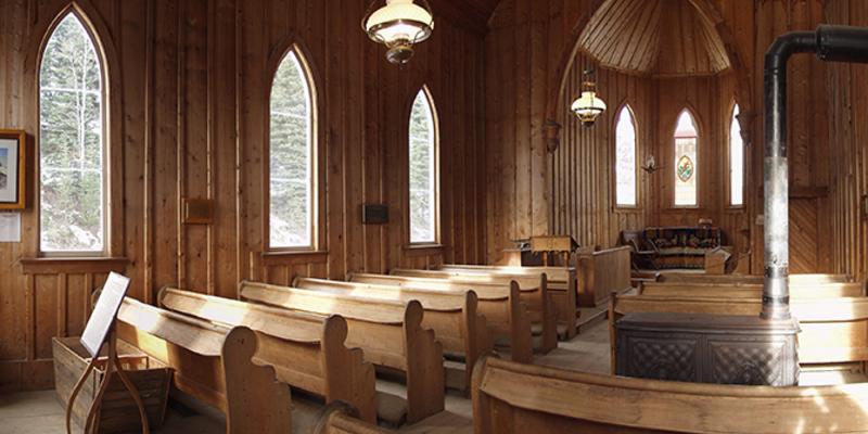 St. Saviour's, Barkerville (Seasonal Ministry)
