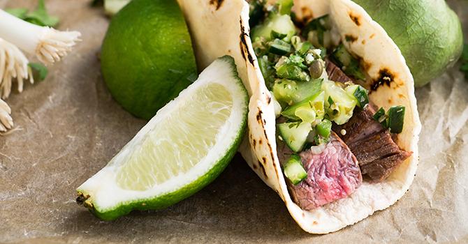 Taste of Mexico   A Dinner Experience