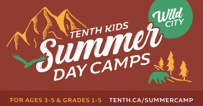 Tenth Kids Summer Day Camps