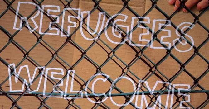 World Refugee Day, a gift - and a few ways to get involved image