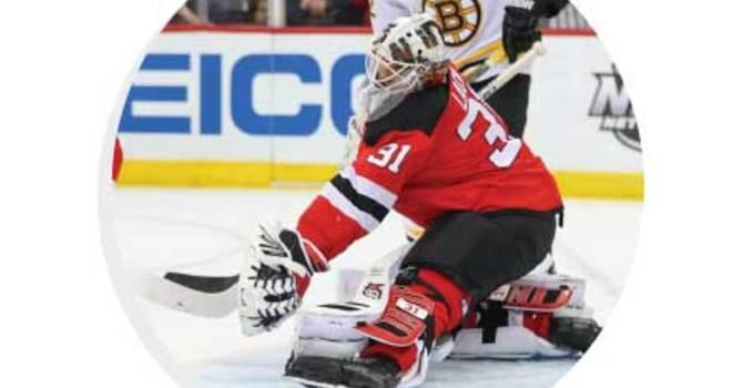 Eddie Lack, New Jersey Devils image
