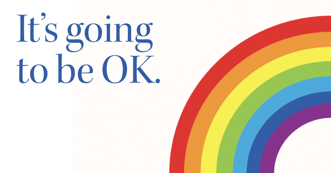 It's Going to be OK! image