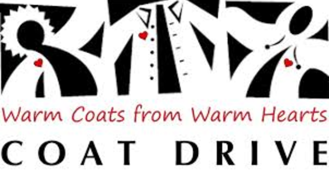 THANK YOU for another successful Winter Coat Drive!!! image