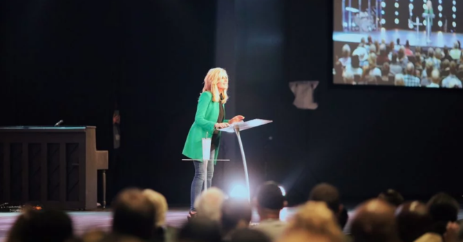 Yes, Churches Need Women Who Teach, Lead and Preach image