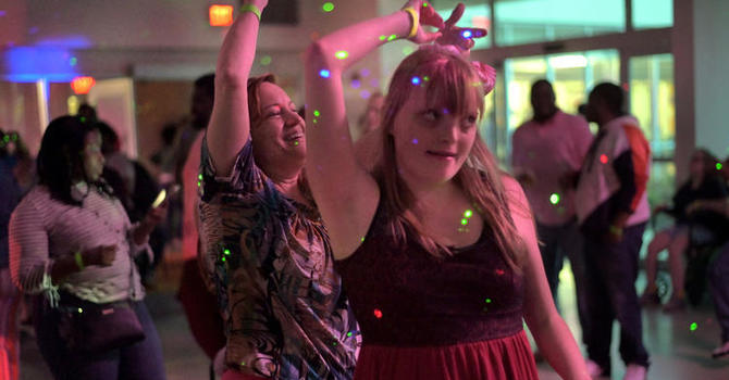 Disabled nightclub for adults fosters love and inclusion image
