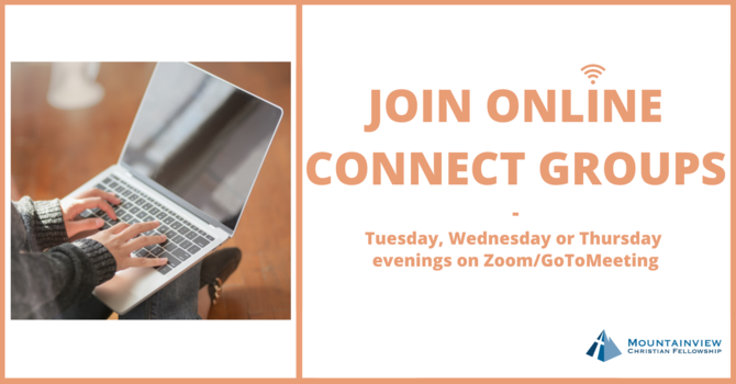 Tuesday Online Connect Group I