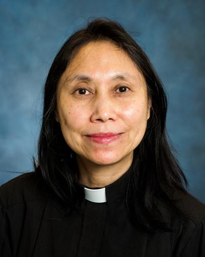 The Rev'd Marion Wong