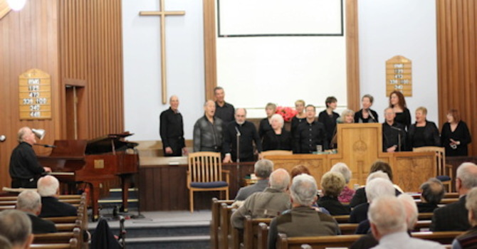 20180527- Anniversary Hymn Sing with the Corpus Christi Male Chorale