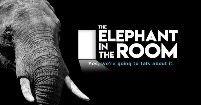 Elephant In The Room -Life   Genesis 1:26-31 Psalm 139:1-18