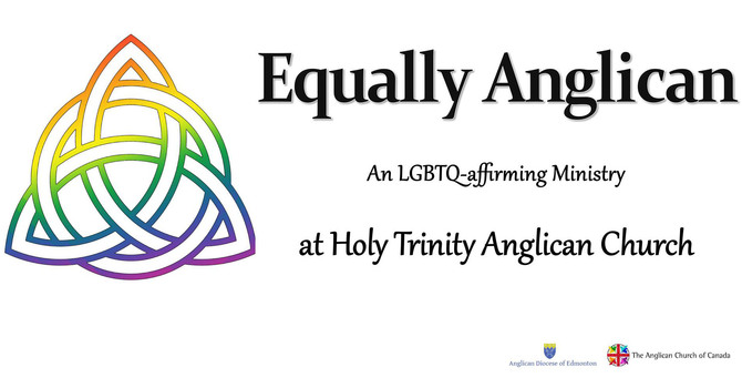 All Invited to Equally Anglican