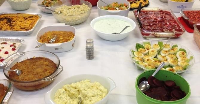 Maundy Thursday Community Supper  image