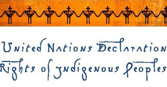 Faith Community Support for Rights of Indigenous Peoples  image