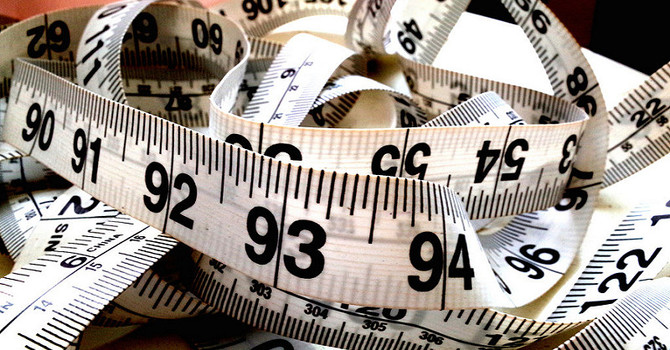 Measuring spiritual growth