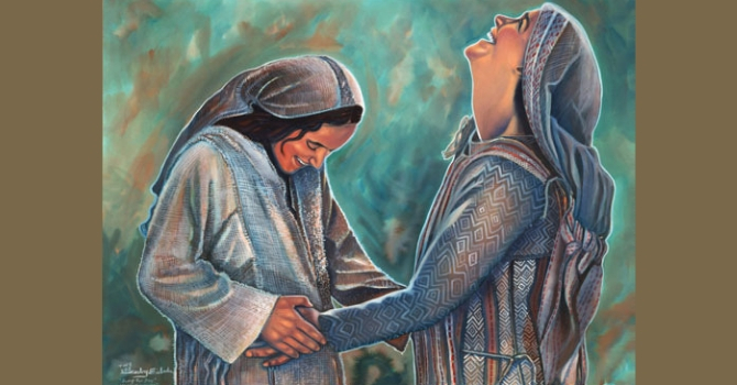 Luke 1:39-55  image