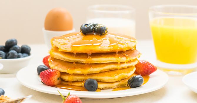 Pancake Brunch