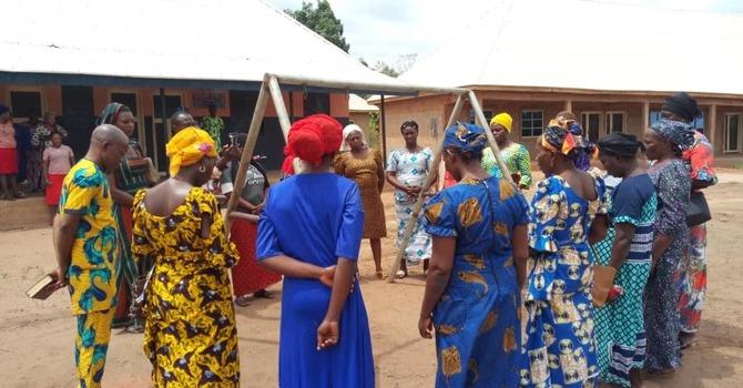 Gilgal Widows On Their ByMonthly Prayer Meet