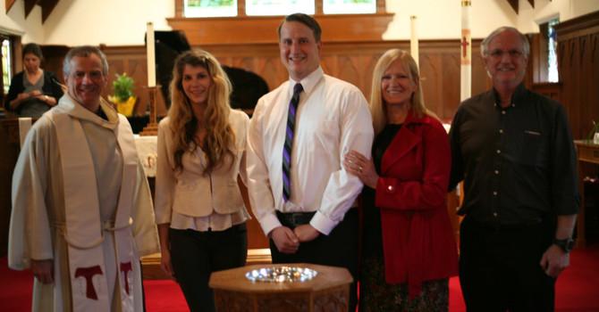 Holy Baptism image