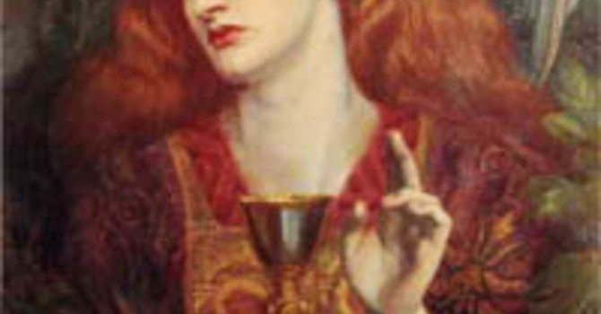 Women's Retreat: Mary Magdalene image