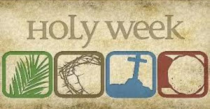 Holy Week Together image
