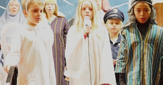 CHRISTMAS PAGEANT image