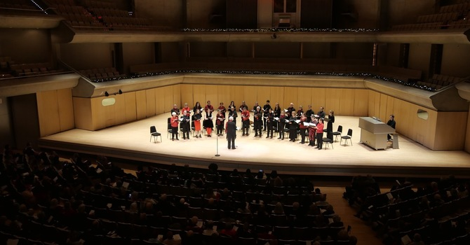 Met's Roy Thomson Hall Debut! image