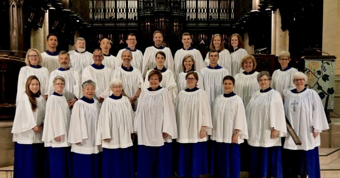 The Metropolitan Choir at Roy Thomson Hall - Tues Dec 17 at Noon!