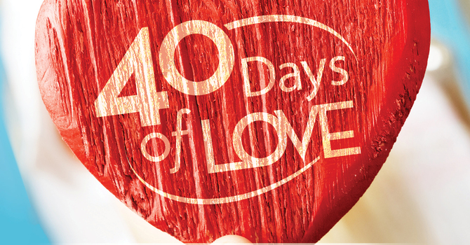 40 Days of Love image