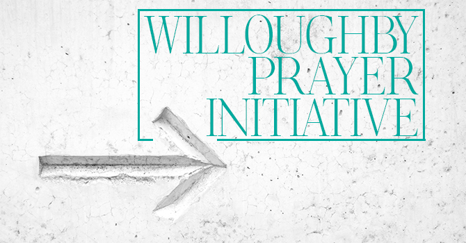 Willoughby Prayer Initiative