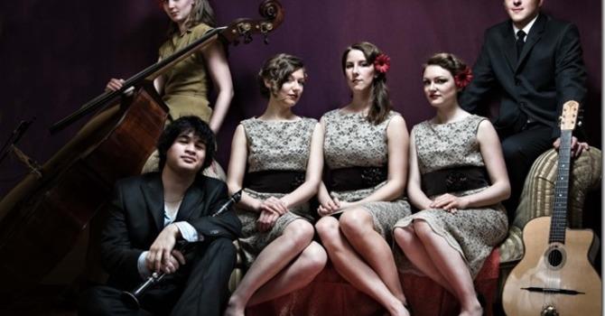 Jazz Vespers with Company B Jazz Band