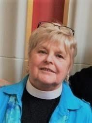 The Rev'd Canon Lynn Uzans