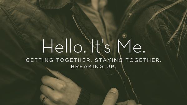 Hello. It's Me.
