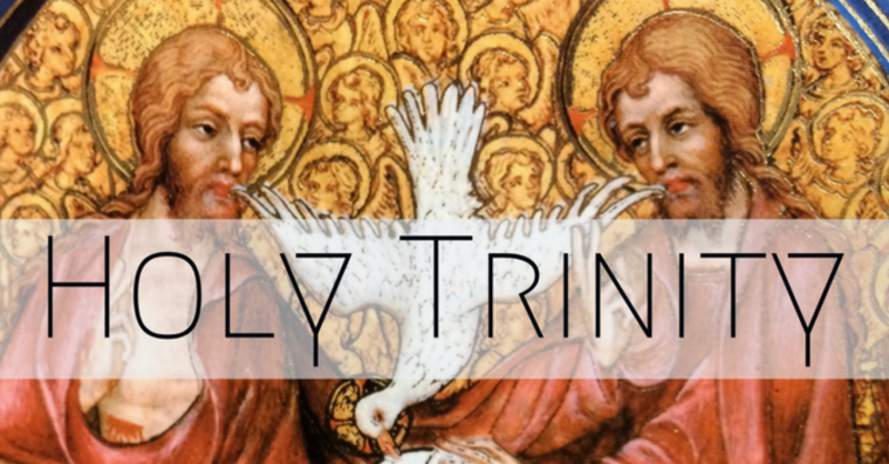 The Mystery of — The Holy Trinity
