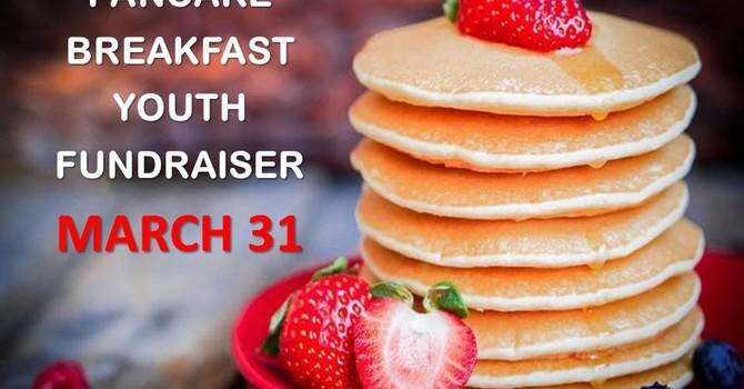 Youth Pancake Breakfast Fundraiser