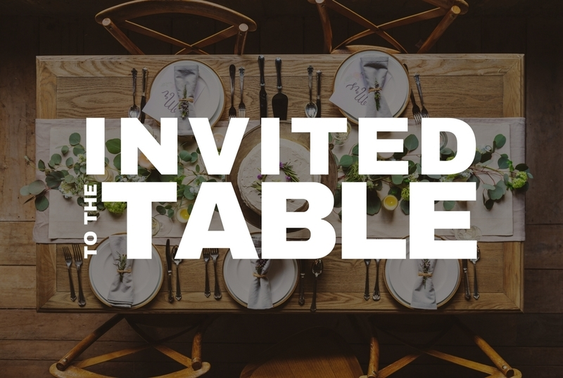 Invited to the Table