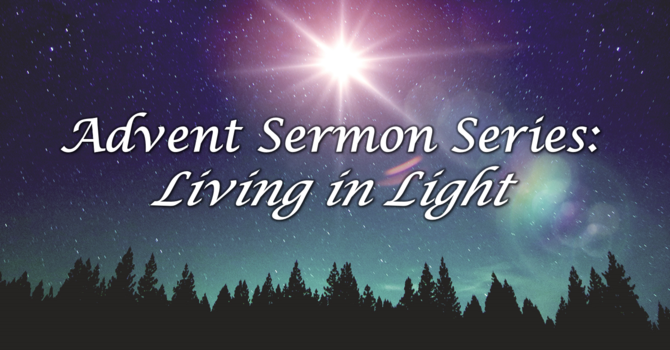 Advent Sermon Series image