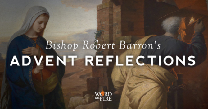 Advent with Bishop Robert Barron image