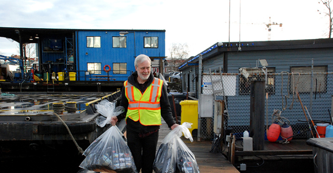 Report on Mission to Seafarers Christmas Gift Delivery